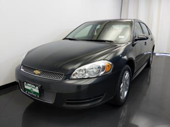 2015 Chevrolet Impala Limited LT - 1420030196