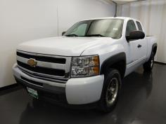 2009 Chevrolet Silverado 1500 Extended Cab LS 6.5 ft