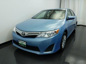 2012 Toyota Camry LE - 1420030227