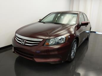 2012 Honda Accord EX-L - 1420030229