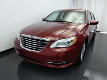 2014 Chrysler 200 LX - 1420030270