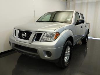Used 2017 Nissan Frontier