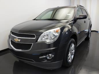 2015 Chevrolet Equinox LT - 1420030287