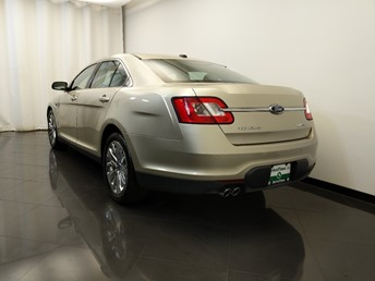 2010 Ford Taurus Limited - 1420030306