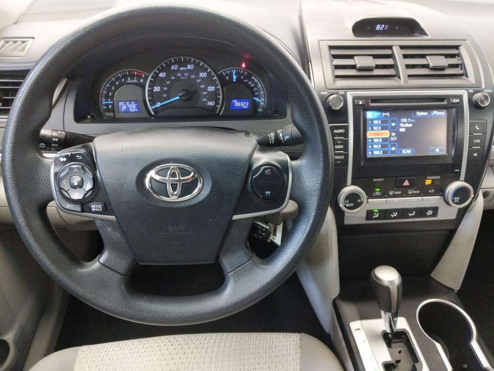 2012 Toyota Camry LE - 1420030320