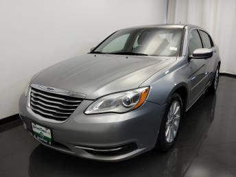 2013 Chrysler 200 Touring - 1420030328
