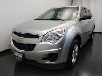 2013 Chevrolet Equinox LS - 1420030329