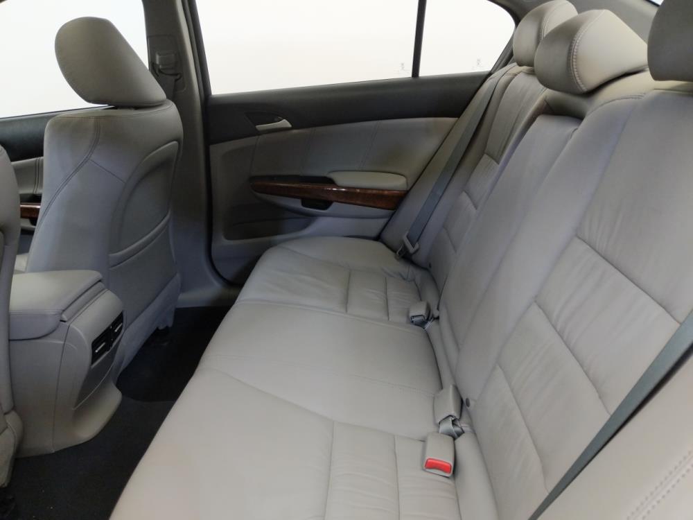 2012 Honda Accord EX-L - 1420030330