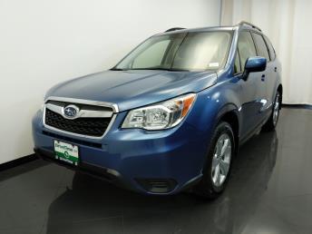 Used 2015 Subaru Forester
