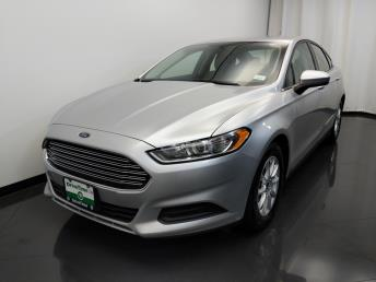 2016 Ford Fusion S - 1420030413