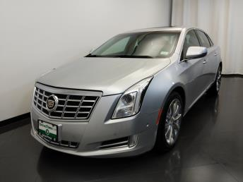 2014 Cadillac XTS Luxury Collection - 1420030445