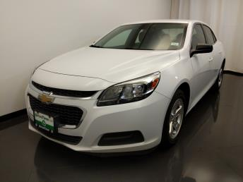 2016 Chevrolet Malibu Limited LS - 1420030536