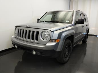 2014 Jeep Patriot Sport - 1420030560