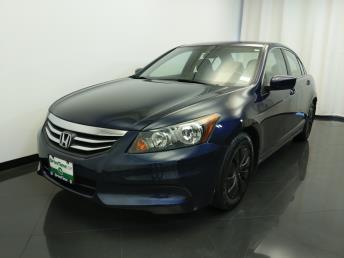 2012 Honda Accord LX - 1420030585