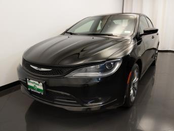 2015 Chrysler 200 200S - 1420030589