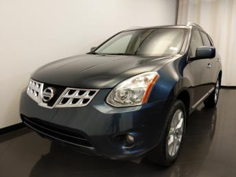 2013 Nissan Rogue S - 1420030607