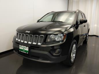 2014 Jeep Compass Latitude - 1420030617