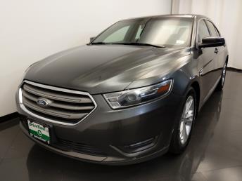 2015 Ford Taurus SEL - 1420030626