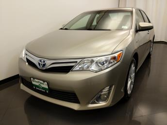 2014 Toyota Camry Hybrid XLE - 1420030627