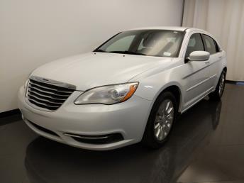 2013 Chrysler 200 LX - 1420030667