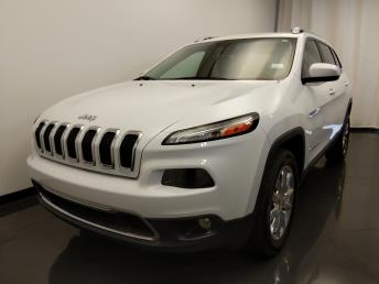 2014 Jeep Cherokee Limited - 1420030689