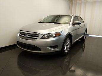 2012 Ford Taurus SEL - 1420030776