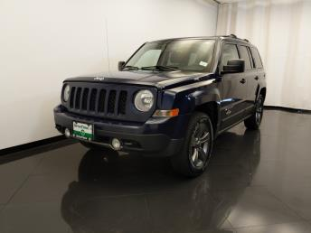 2014 Jeep Patriot Latitude - 1420030796