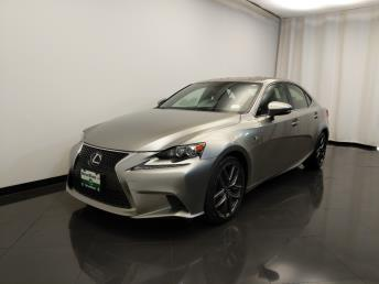 2015 Lexus IS 250  - 1420030826