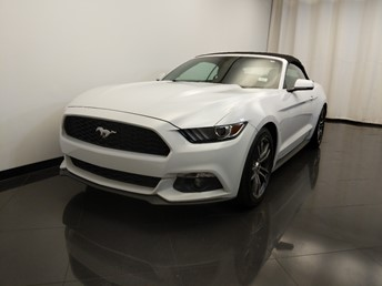 Used 2017 Ford Mustang