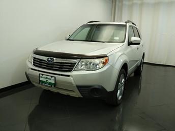 2010 Subaru Forester 2.5 X Premium - 1420030862