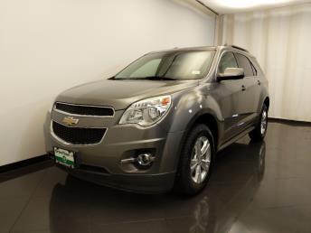 2012 Chevrolet Equinox LT - 1420030899