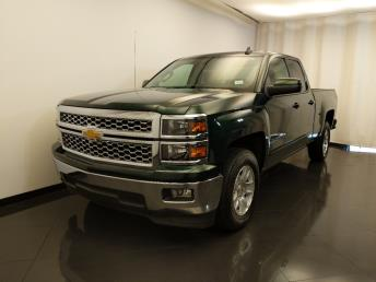 2015 Chevrolet Silverado 1500 Double Cab LT 6.5 ft - 1420030965