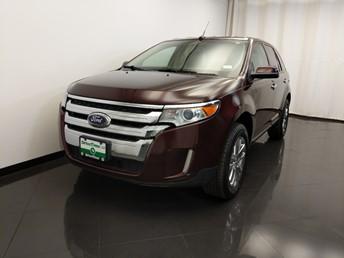 2011 Ford Edge SEL - 1420031013