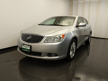 2013 Buick LaCrosse Leather - 1420031094