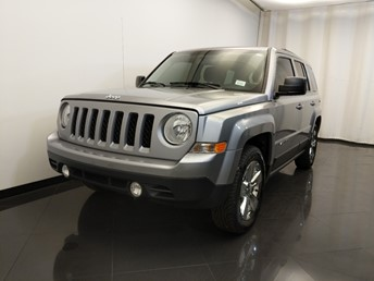 2014 Jeep Patriot Sport - 1420031122