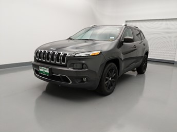 2015 Jeep Cherokee Limited - 1420031166