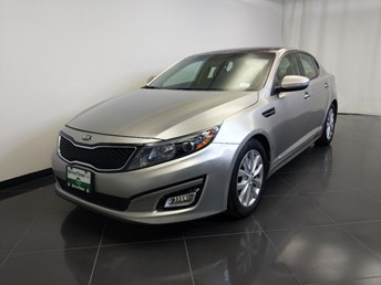 2015 Kia Optima EX - 1420031220
