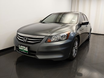 2012 Honda Accord EX-L - 1420031305