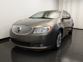Used 2011 Buick LaCrosse