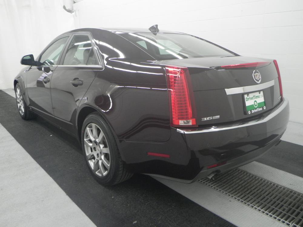 2009 cadillac cts for sale in st louis 1460001737 drivetime. Black Bedroom Furniture Sets. Home Design Ideas