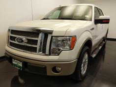 2009 Ford F-150 SuperCrew Cab XL 5.5 ft