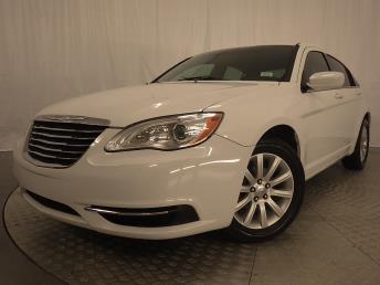 2012 Chrysler 200 - 1510000301