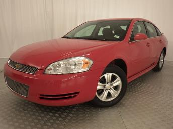 2013 Chevrolet Impala - 1510000328