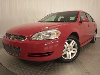 2012 Chevrolet Impala - 1510000385