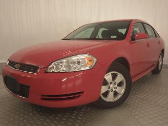 2011 Chevrolet Impala - 1510000408