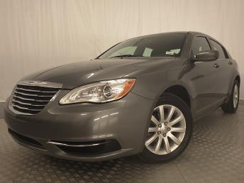 2012 Chrysler 200 - 1510000478