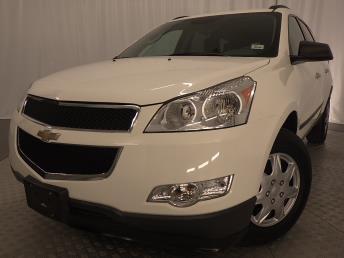 2012 Chevrolet Traverse - 1510000526