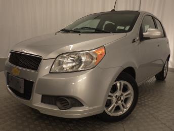 2011 Chevrolet Aveo - 1510000539