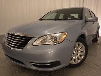 2013 Chrysler 200 - 1510000544