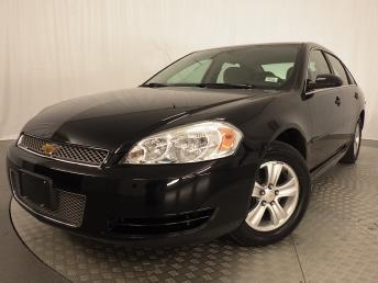 2012 Chevrolet Impala - 1510000554